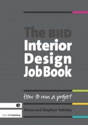 The Biid Interior Design Job Book  Interior Design