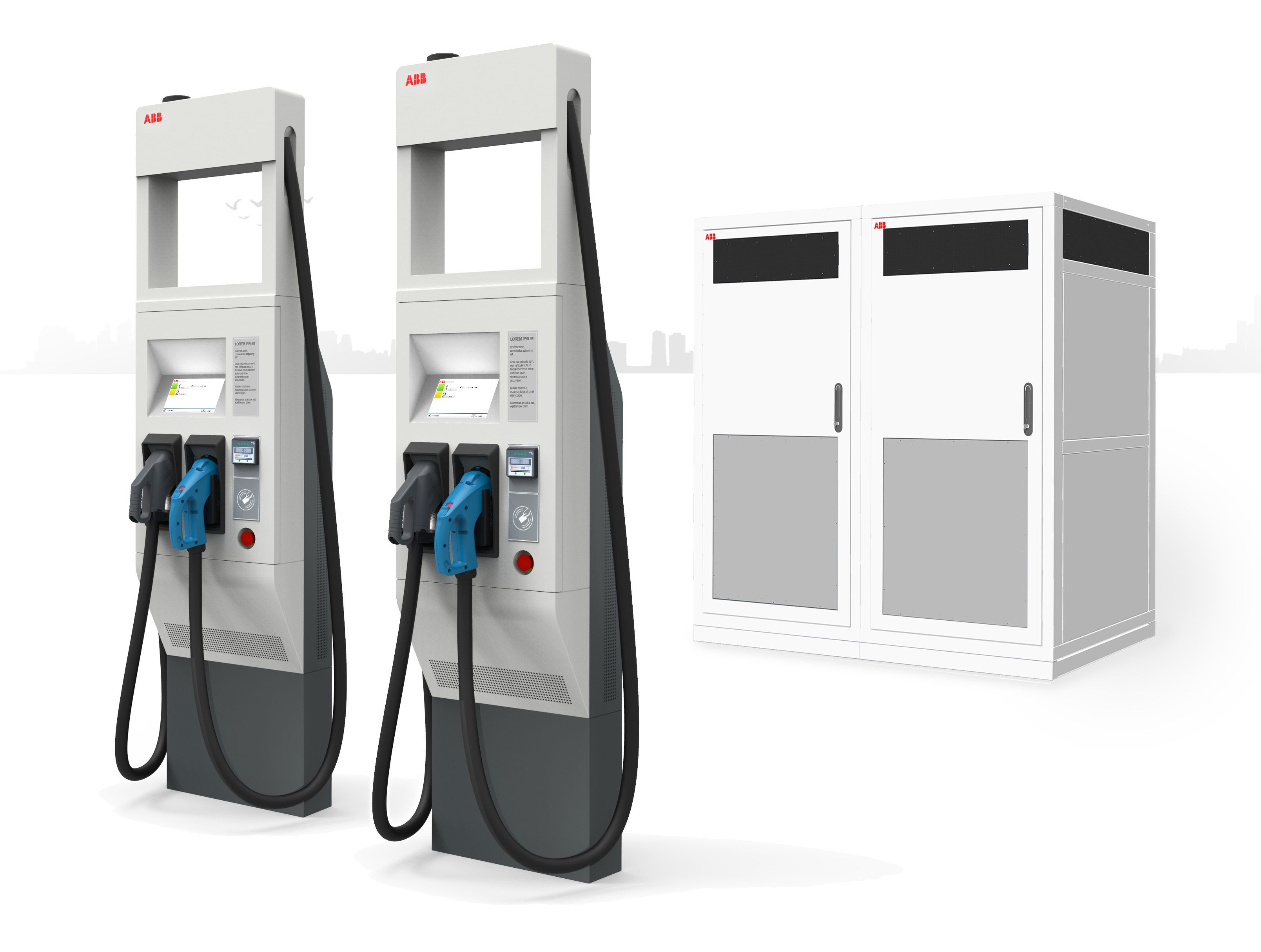 Superfast Charging For Auto Arrives New 150 350 Kw Station From Abb Hot