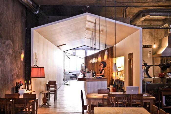 Miss'Opo-Guest-House-Porto  공간속의 공간.