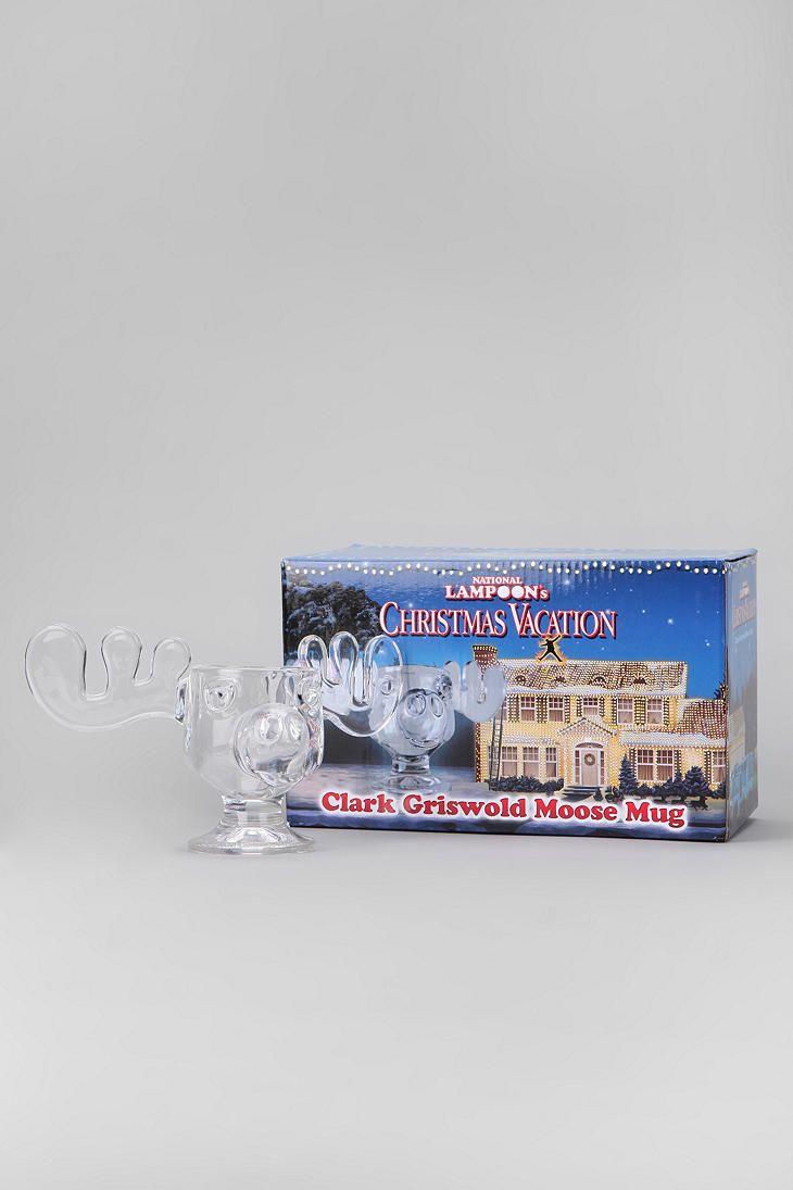 Christmas Vacation Marty Moose Mug 2800 Grab That Eggnog By
