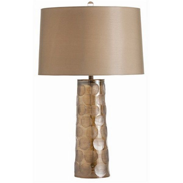 Arteriors home callie smoke luster etched dot glass lamp arteriors arteriors home callie smoke luster etched dot glass lamp arteriors arteriors table lamp aloadofball Image collections