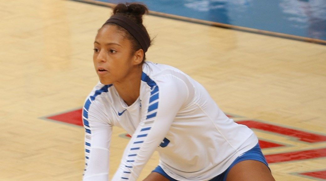Miri Shade Volleyball News Middle Tennessee State University Athlete