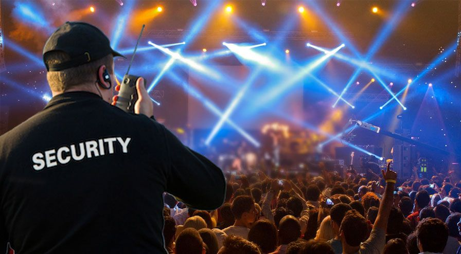 Get the full security for any events in Toronto. Call at