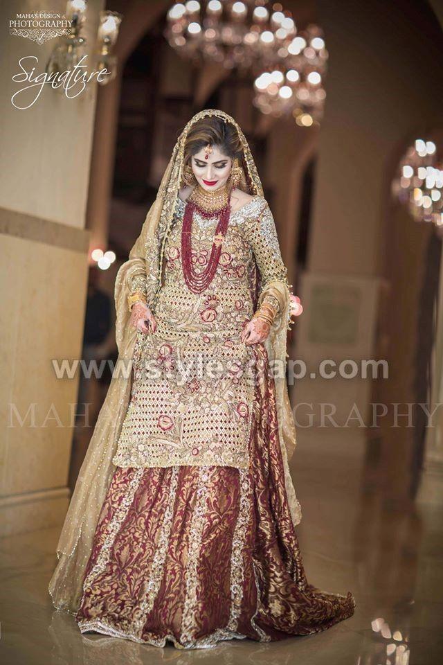 Best Bridal Barat Dresses Designs Collection 8