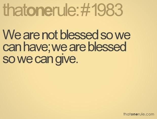 Blessed Quotes Blessed Quotes About Life Thatonerule Rules Of Life Life Quotes