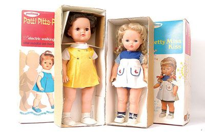 Palitoy Pretty Miss Kiss Vinyl Doll 1970s Vinyl Dolls Dolls