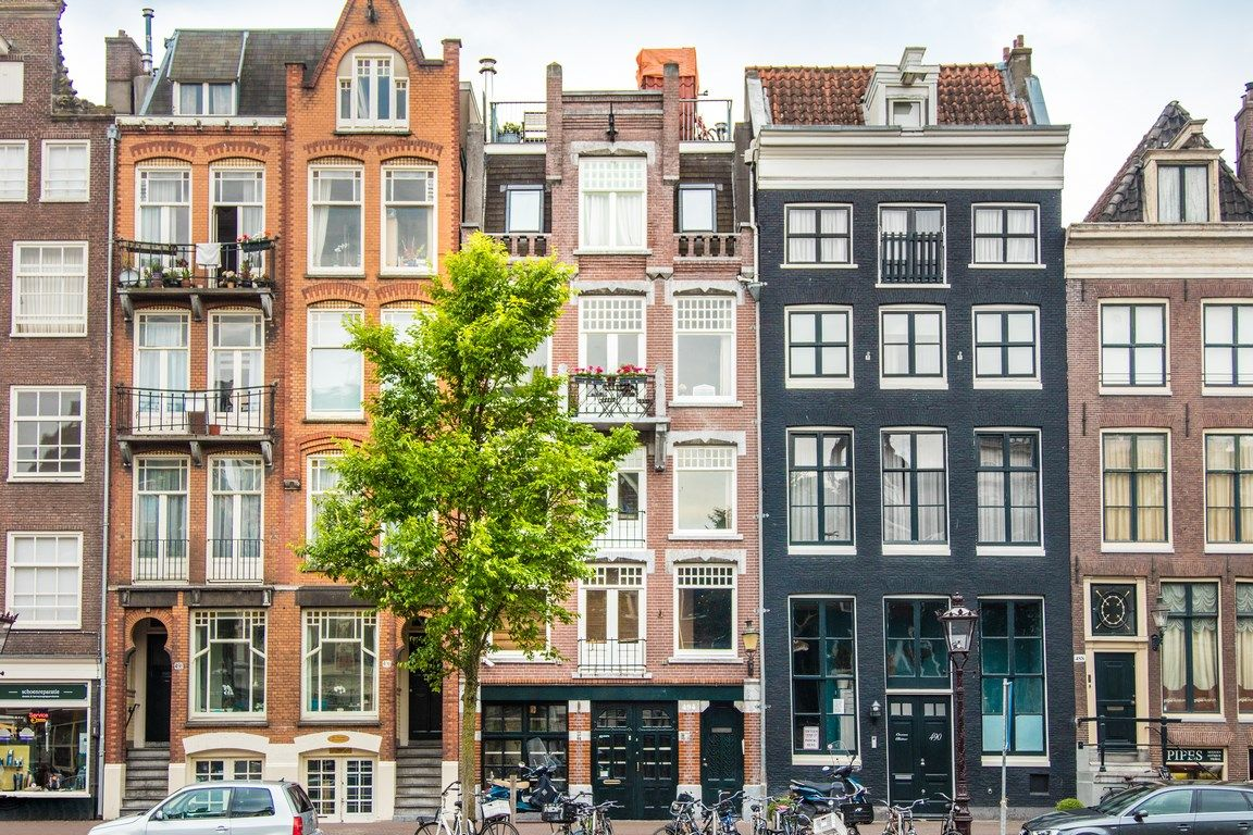 Un loft avec roof top à Amsterdam Pilsēta Amsterdam
