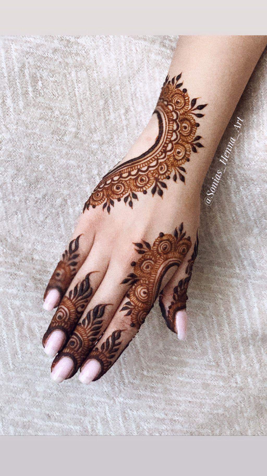 Sonias Henna Art Eid Mehndi Eid Henna Henna Tattoo Art Toronto