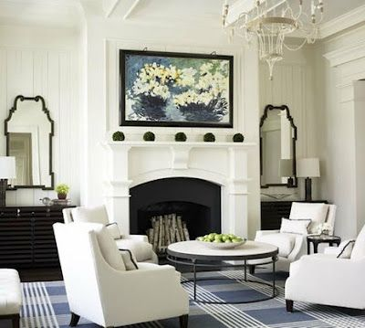 There A Table And Four Chairs In My Living Room White Leather Furniture Abby M Interiors Considering The Chair Layout Favorite Ottoman Sources