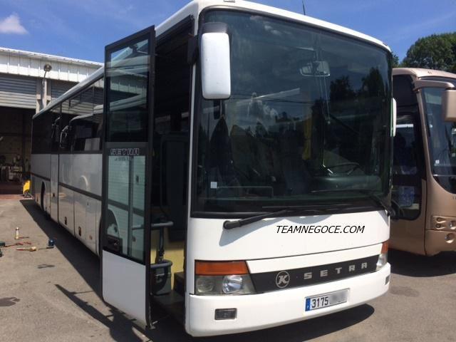 autocar setra s 315 ul occasion ref 114010 transport en. Black Bedroom Furniture Sets. Home Design Ideas