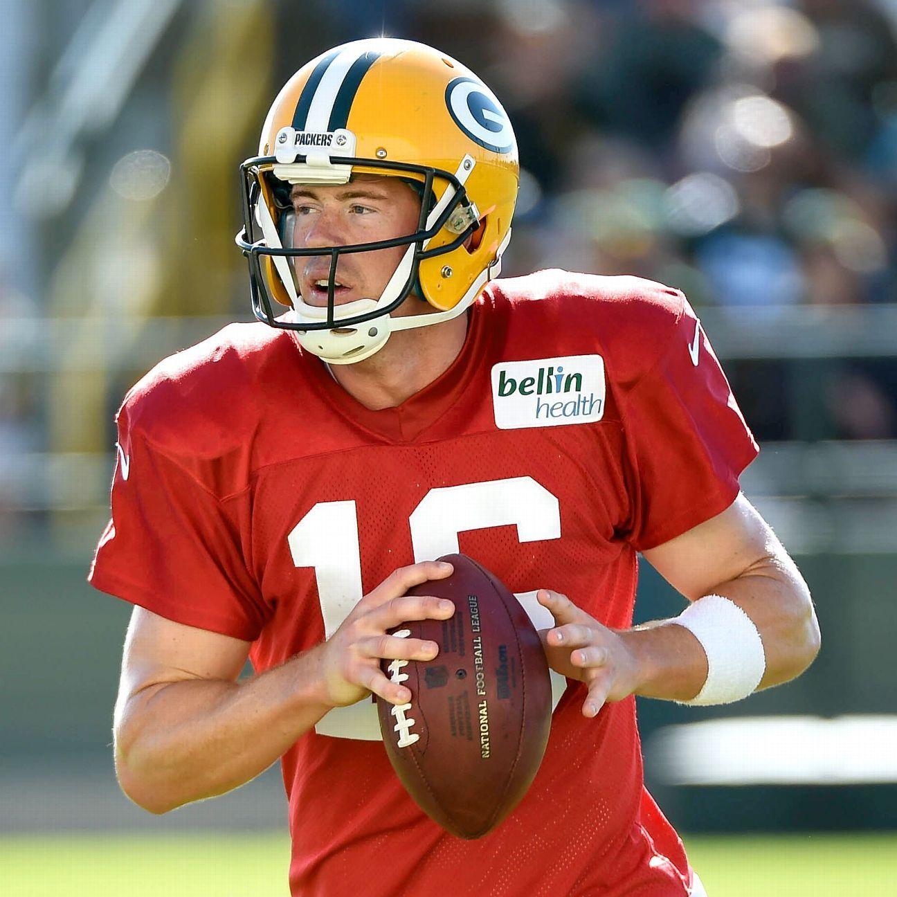 Packers Backup Qb Scott Tolzien Should Resemble Aaron Rodgers Rodgers Green Bay Aaron Rodgers Packers