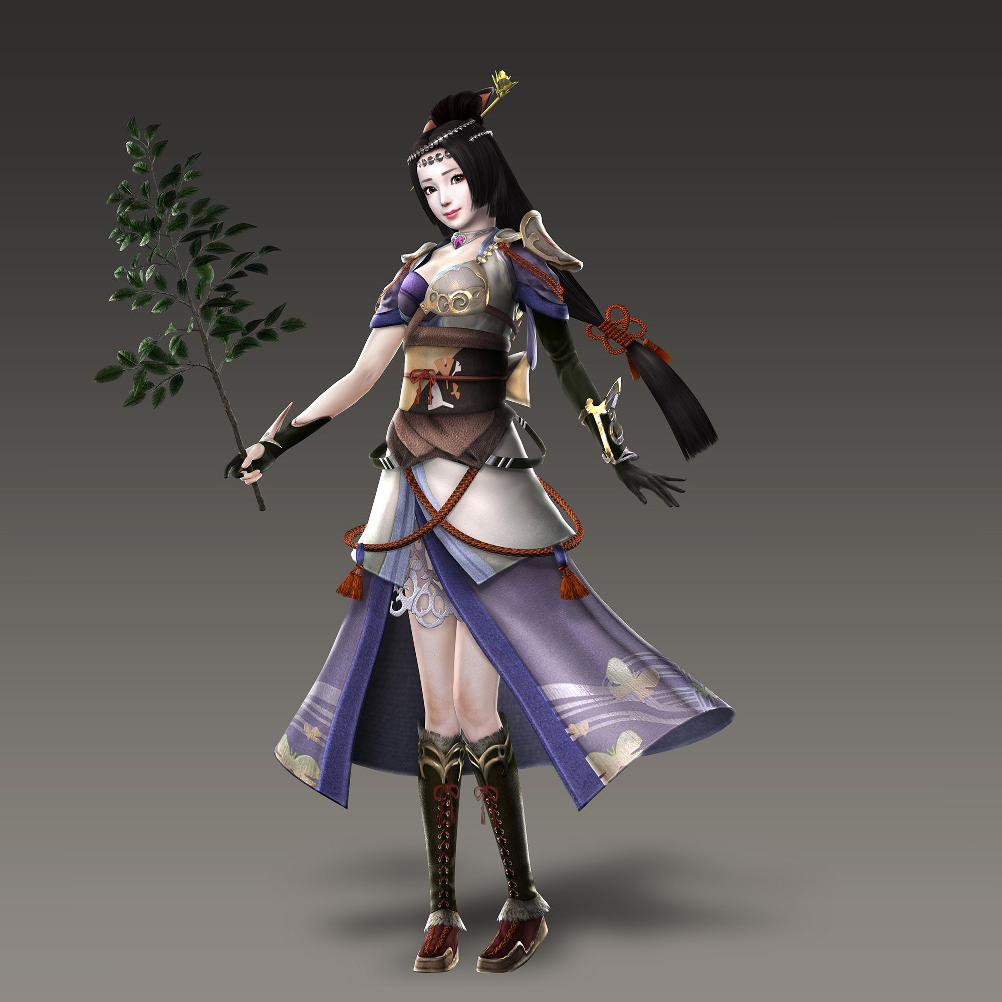 Warriors Orochi 3 Ultimate How To Unlock All Characters: Warriors Orochi 3 Ultimate Baosaniang