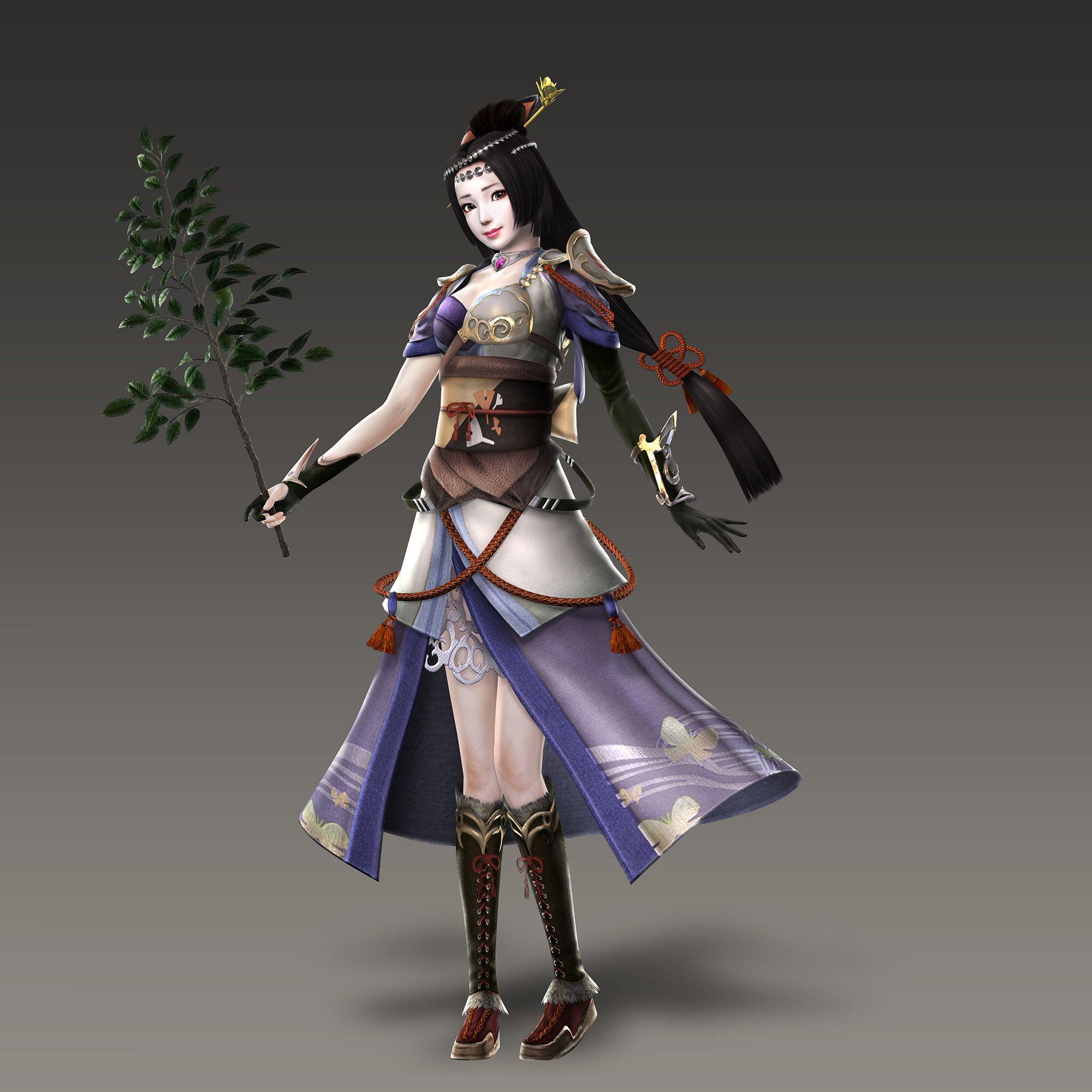 Warriors Orochi 3 Ultimate Baosaniang