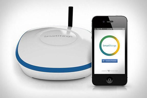 SmartThings Make Your Dumb Home Intelligent elegancia