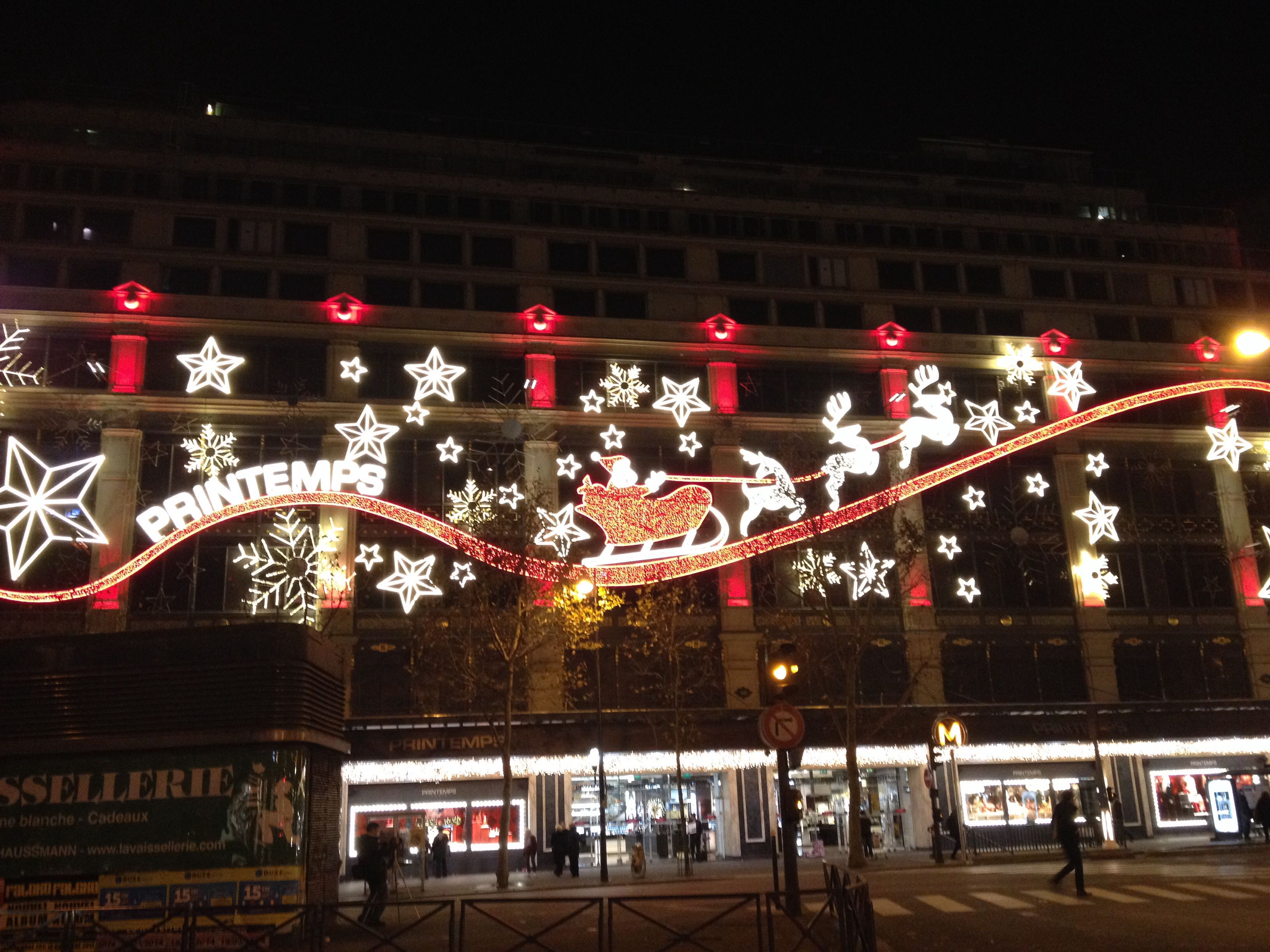 Lumières. Havre Haussmann 2013