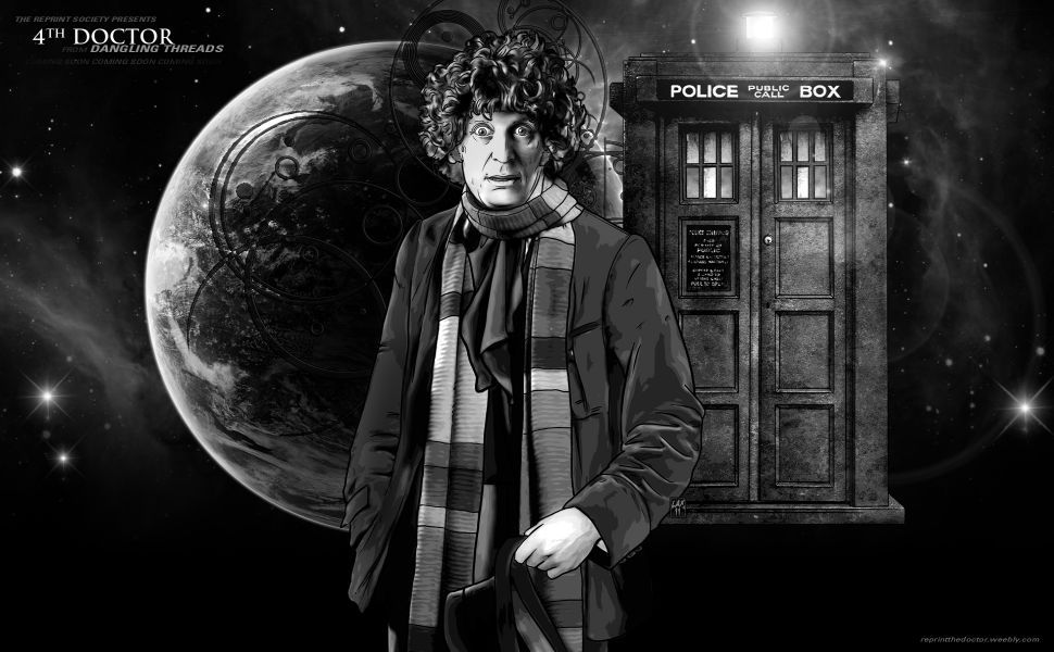Classic Doctor Who HD Wallpaper