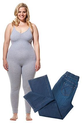 Perfect Plus Size Jeans - Xtellar Jeans