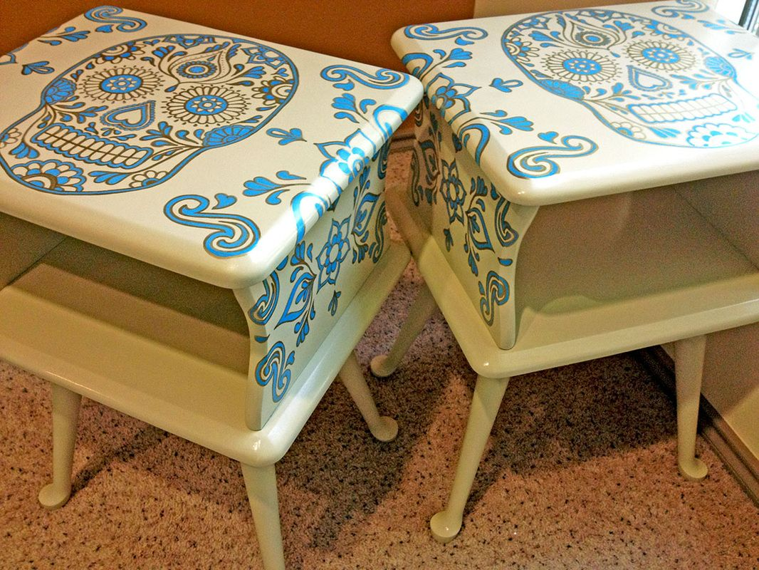 Attractive Http://www.stephaniesapartment.com/furniture.html Awesome Sidetables,