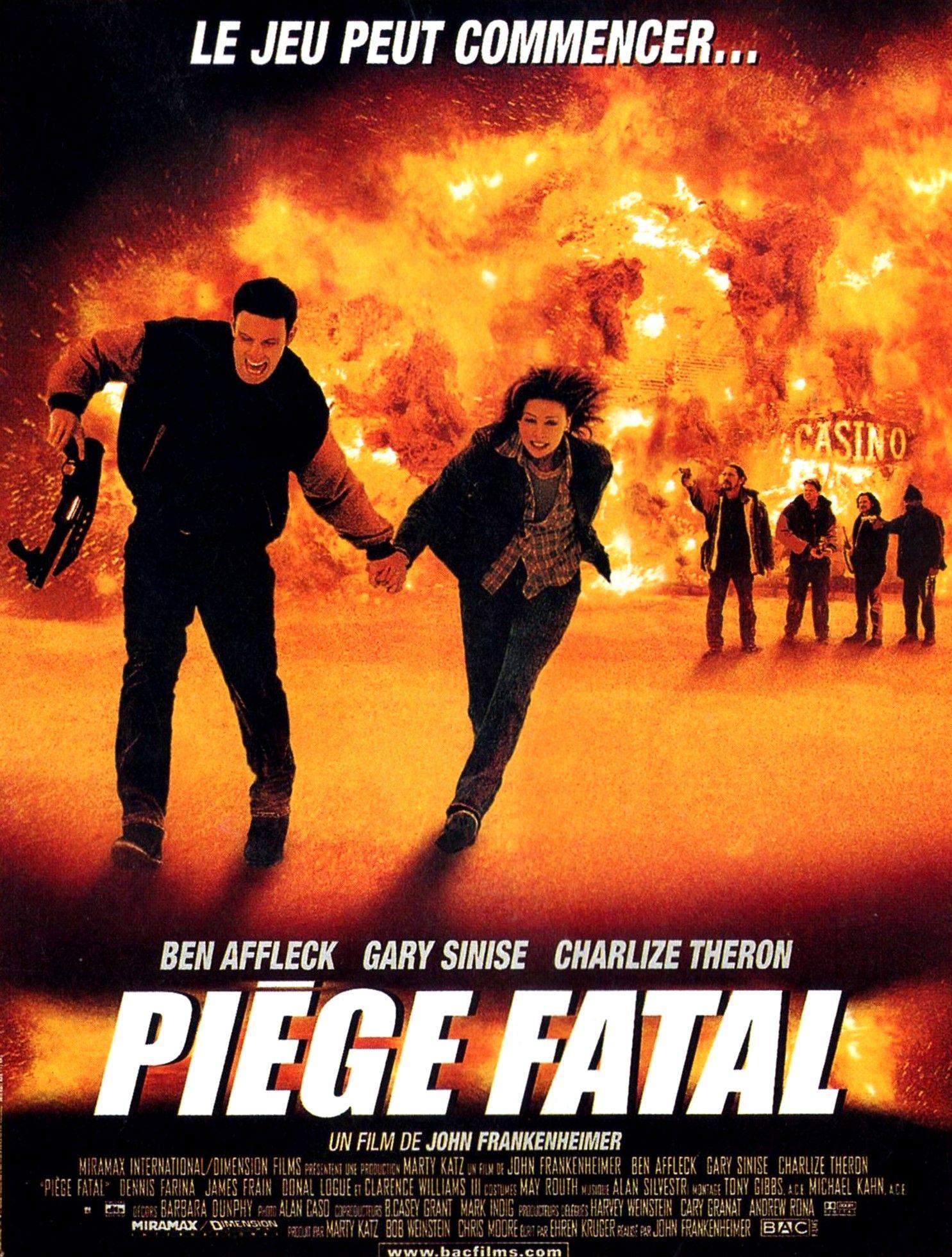 Piège fatal [Reindeer Games] - John Frankenheimer