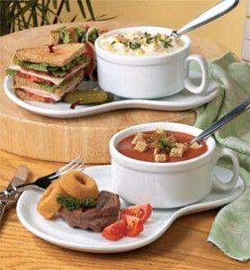 4-Pc. Soup u0026 Sandwich Platter Set review at Kaboodle. These are very & 4-Pc. Soup u0026 Sandwich Platter Set review at Kaboodle. These are very ...