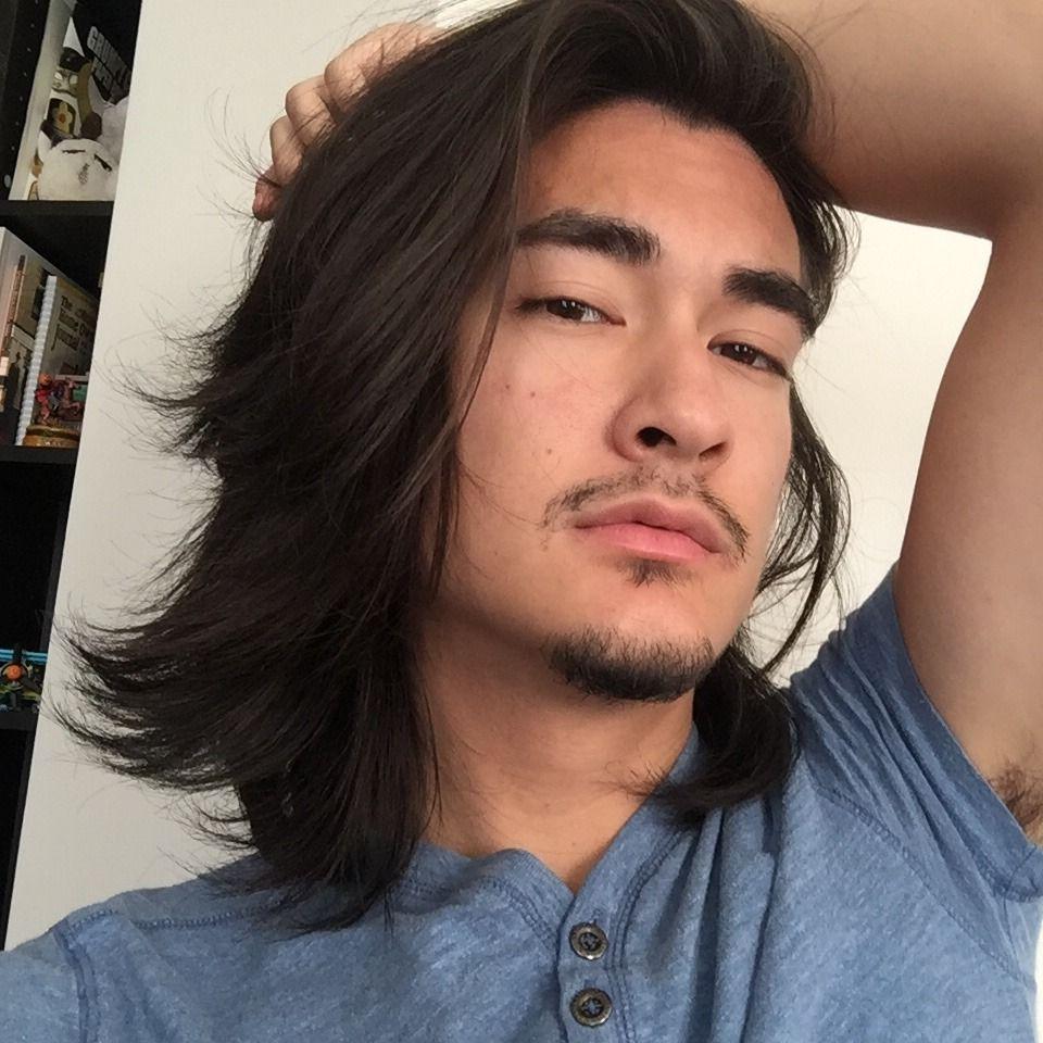 Asian guys with long hair in 2020 asian men long hair