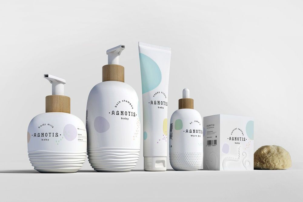 Photo of The Dieline Awards 2018 – Personal Care: Agnotis Baby Care