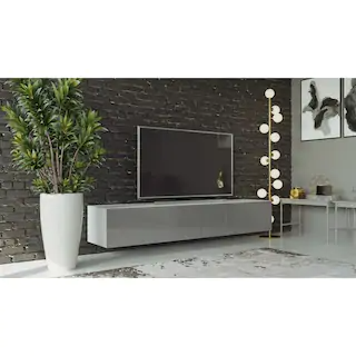 Buy Tv Stands Entertainment Centers Online At Overstock Our Best Living Room Furniture Deals Floating Tv Stand Tv Stand White Tv Stands