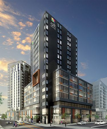 Alt Hotel Montreal >> The Future Alt Hotel Montreal Griffintown Hotel Montreal Quebec