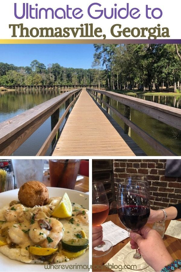 Your ultimate guide to Thomasville, Georgia includes touring historic homes, eating delicious food, staying at a delightful b&b, and visiting the City of Roses gardens. #thomasville #georgia #travel #southedenplantation #historichomes Your ultimate guide to Thomasville, Georgia includes touring historic homes, eating delicious food, staying at a delightful b&b, and visiting the City of Roses gardens. #thomasville #georgia #travel #southedenplantation #historichomes