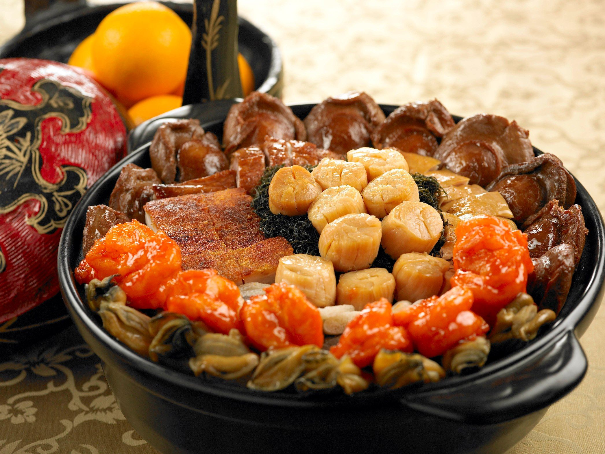 Chinese New Year Festive Goodies New Years Eve Dinner Holiday Recipes New Year Menu