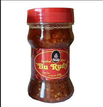 Sambal Bu Rudy 082234461406 Surabaya