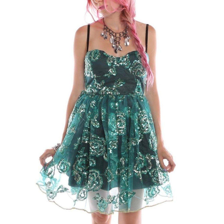 ironfist clothing #rocker dress #dress | rockabilly- pinup- clothing ...