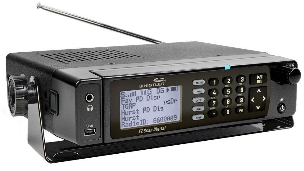 Scanners Whistler Ws1098Digital Desktop Mobile Scanner