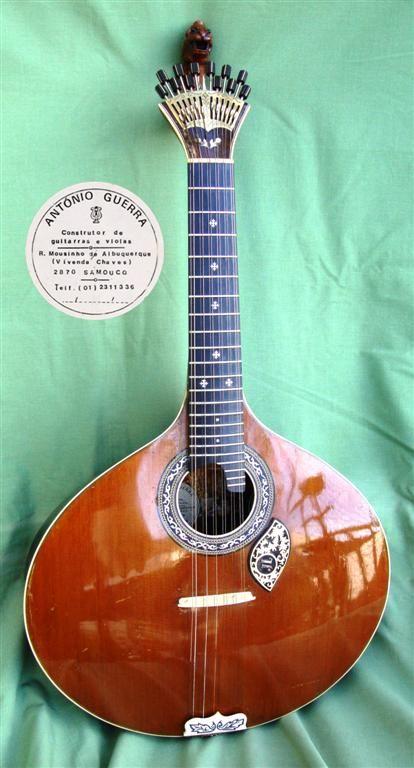 Guitarra Portuguesa Guitarra Instruments