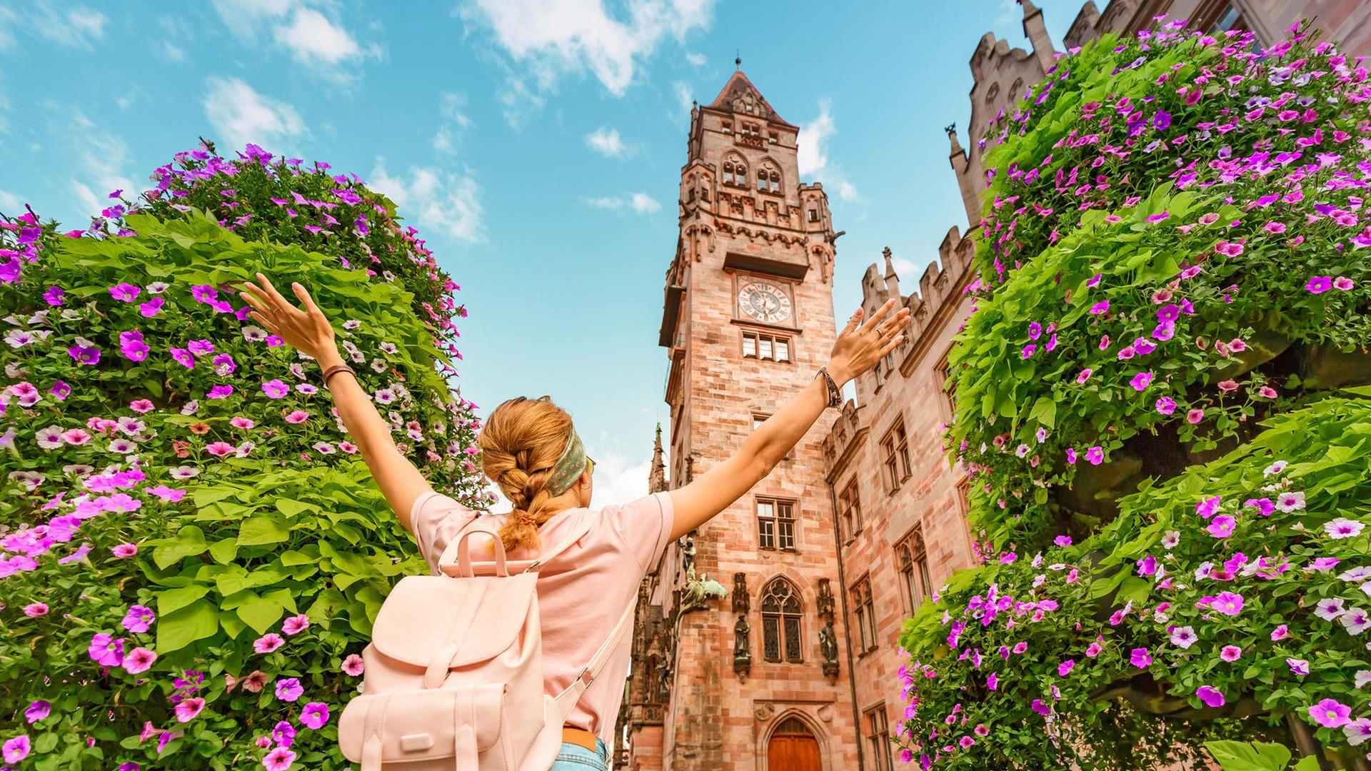 Das Sind Die Besten Deutschen Stadte Fur Den Sommer Urlaub In Deutschland Stadt Saarbrucken