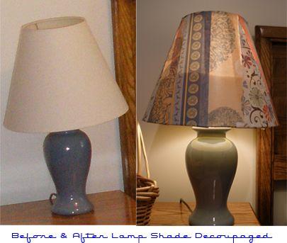 Polymer Clay Lamp Shade