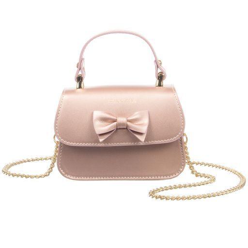 a8e3d464c3 Monnalisa Bimba - Rose Pink Handbag (16cm)