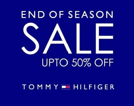 02379c49 The TOMMY HILFIGER SALE is On! Get upto 50% OFF at TOMMY HILFIGER, Inorbit  Mall. T&C Applys.