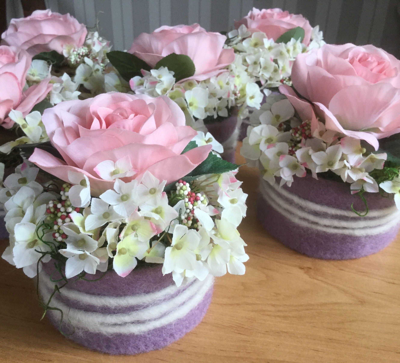 Tischdeko Blumen Hochzeit Selber Machen Blumen Tischschmuck