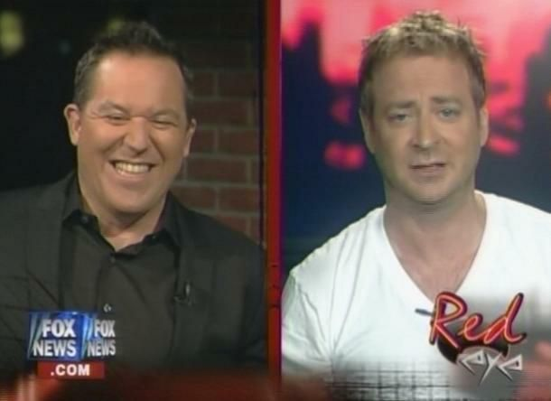 <3  Greg Gutfeld & Casual Andy Levy (Is It Hot in here 6/10/08)