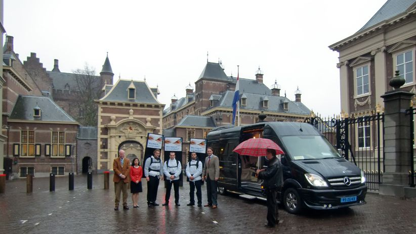 The Hague Houses of Parlement