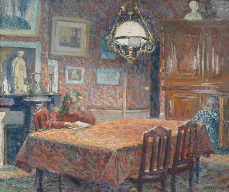 Henri Lebasque (French,1865-1937)