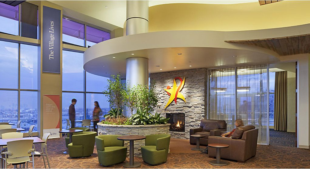 Davita World Headquarters Acquilano Leslie Colorado Architecture Project Architecture Project Davita Projects
