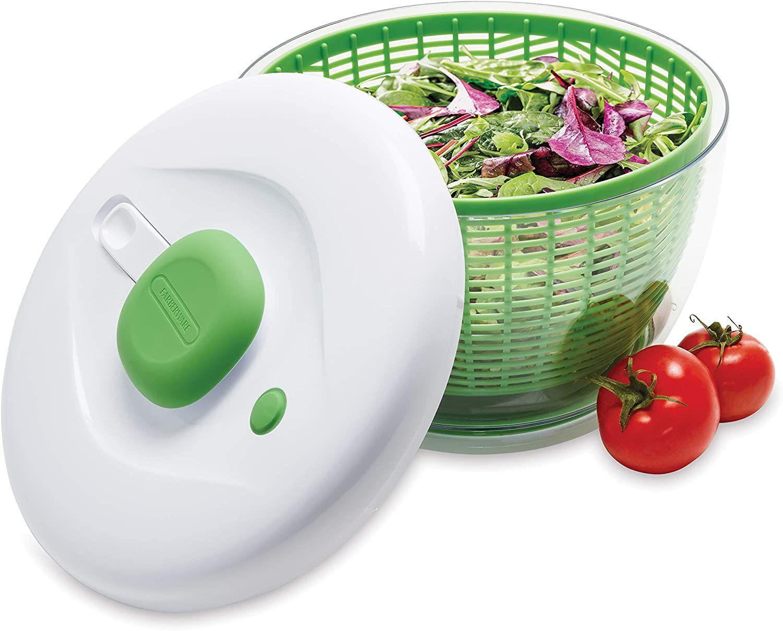 10% OFF on Farberware Pro Pump Salad Spinner | Farberware, Salad spinner, 10 things