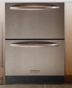solid with monogram undercounter glass ice drawers manual marvel ge lock icemaker freezer maker refrigerator door