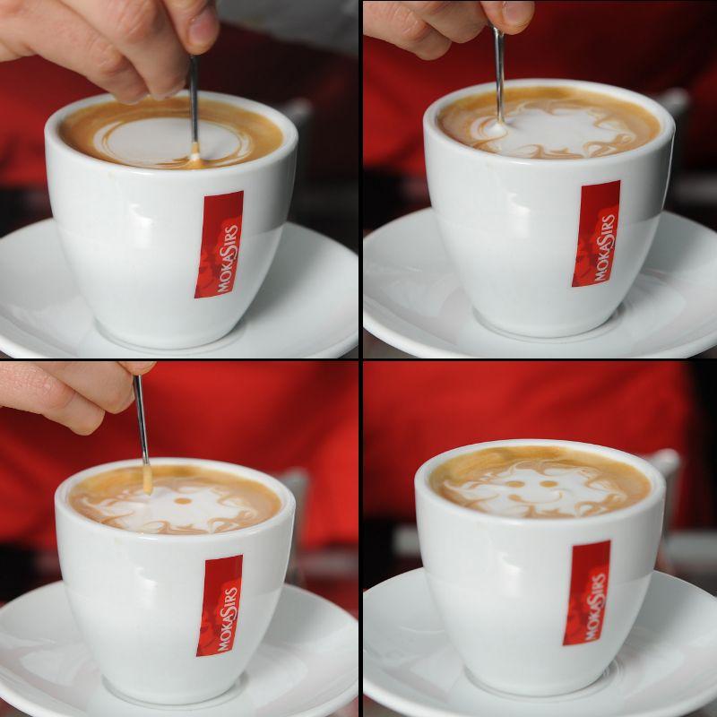 Latte Art Mokasirs - Iscriviti ai nostri corsi