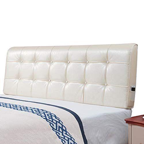 more photos 6c6ba d0711 KKCF-Headboard Cushion Backrest Waterproof Same Color Buckle ...