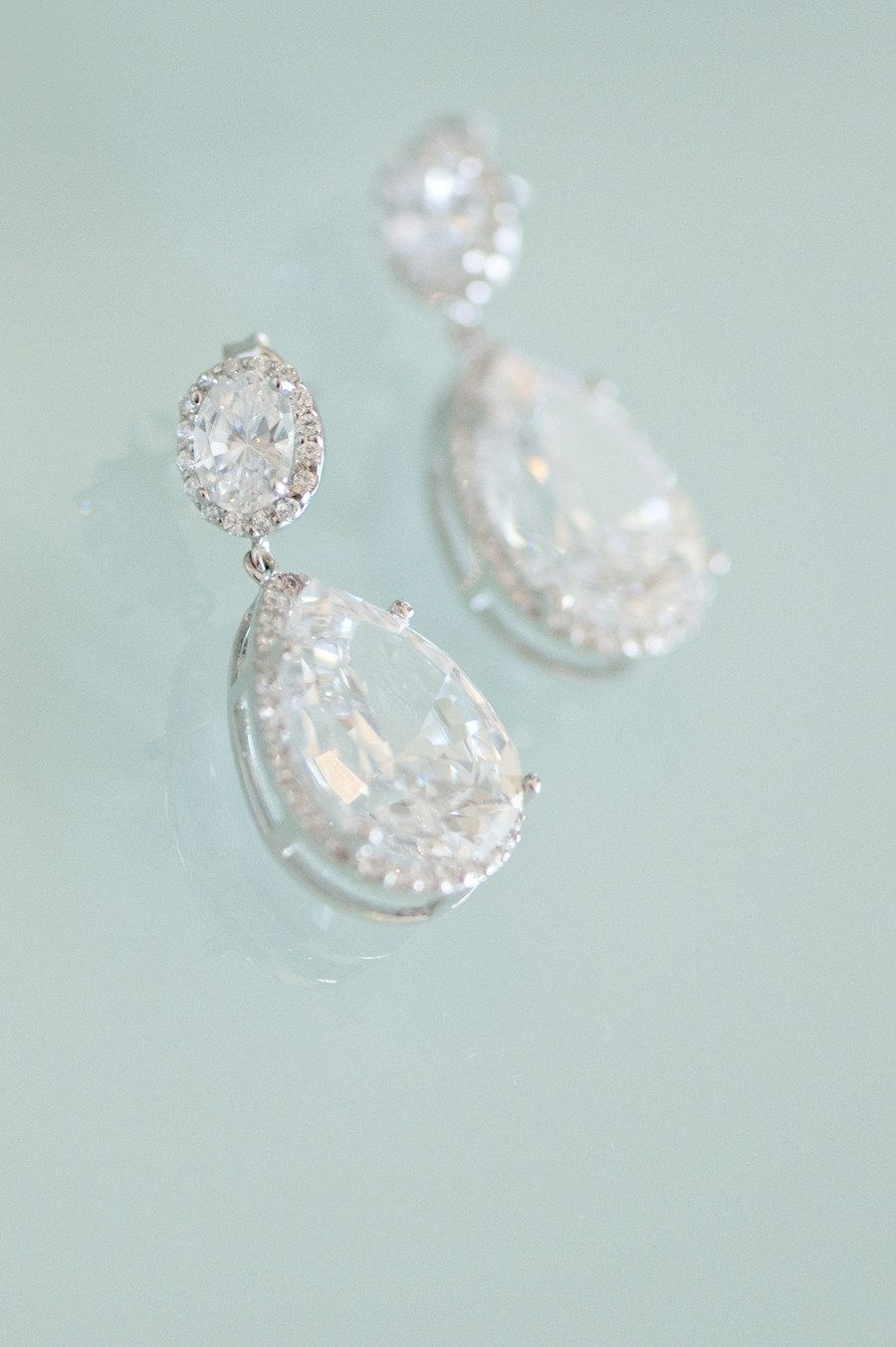 Bridal · Stunning Diamond Earrings