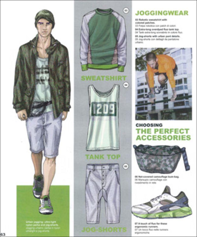 Casual & Sportwear Trends