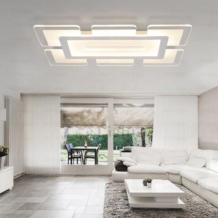 Quality Acrylic Shade Led Kitchen Ceiling Lights images